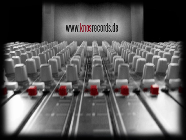 knosrecords - Tonstudio in Leipzig - Recording, Mixdown, Mastering